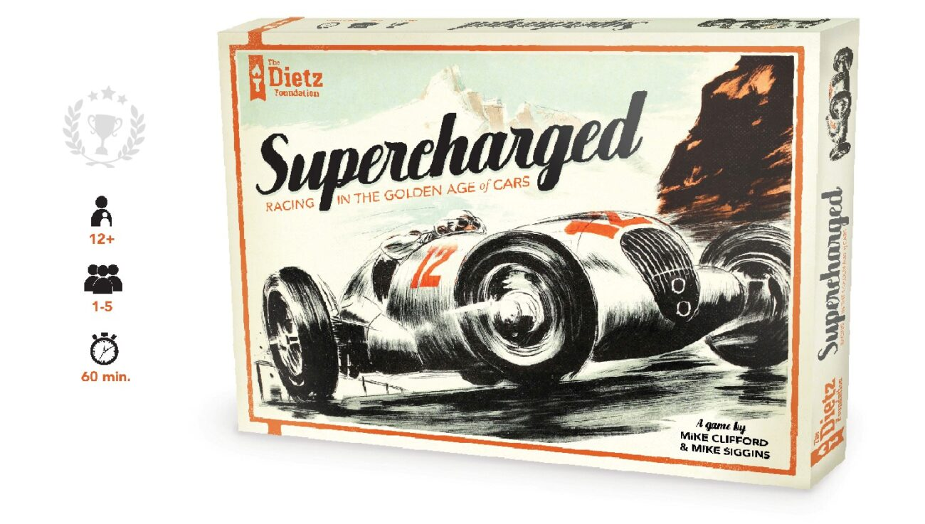 Supercharged!