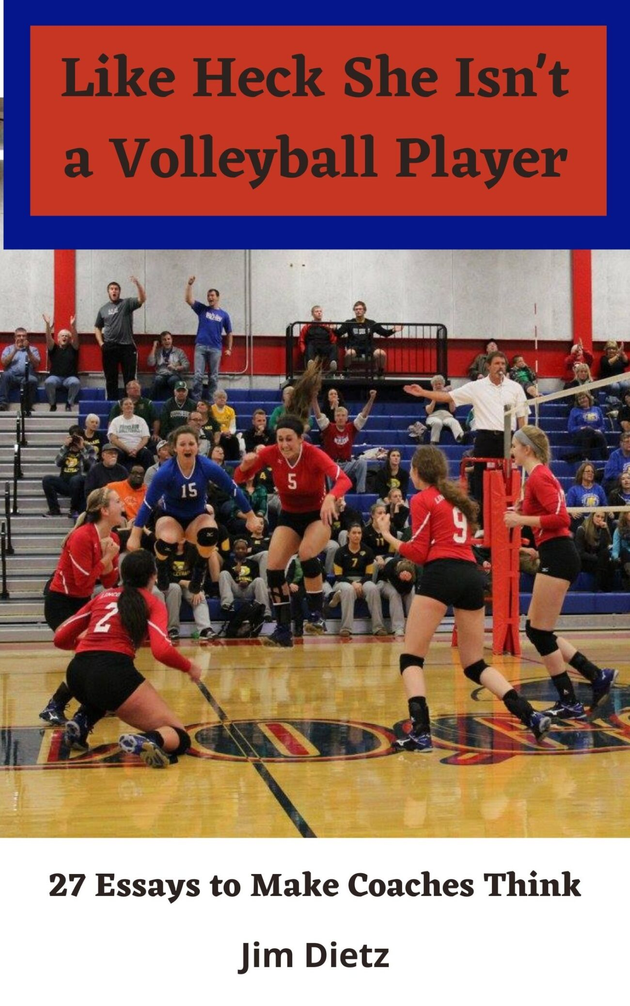 Like Heck She Isn't a Volleyball Player: 27 Essays to Make Coaches Think